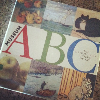 Museum ABC, The Metropolitan Museum of Art- Amelie's Bookshelf