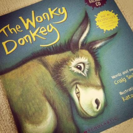 The Wonky Donkey, by Craig Smith