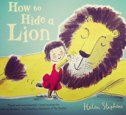 How to Hide a Lion- Amelie's Bookshelf