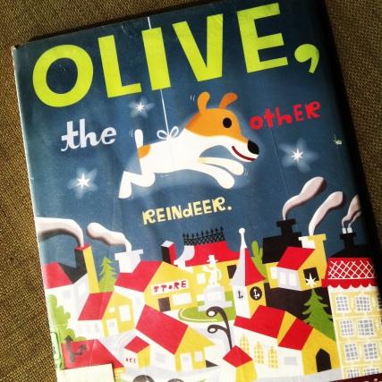 Olive, the other reindeer- Amelie's Bookshelf