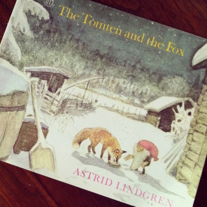 The Tomten and the Fox, by Astrid Lindgren- Amelie's Bookshelf