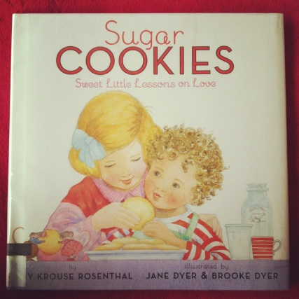Sugar Cookies- Amelie's Bookshelf