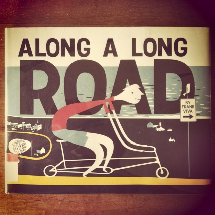 Along a Long Road, by Frank Viva