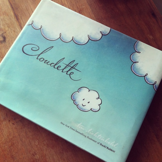 Cloudette, from ameliesbookshelf.com