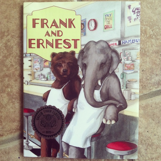 Frank and Ernest, from ameliesbookshelf.com
