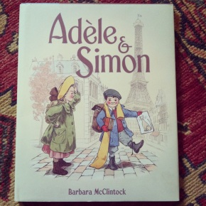 Adèle & Simon, by Barbara McClintock