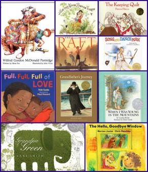 Ten Favorite Books About Grandparents