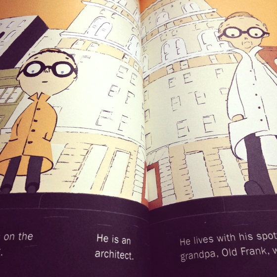 Young Frank Architect, by Frank Viva