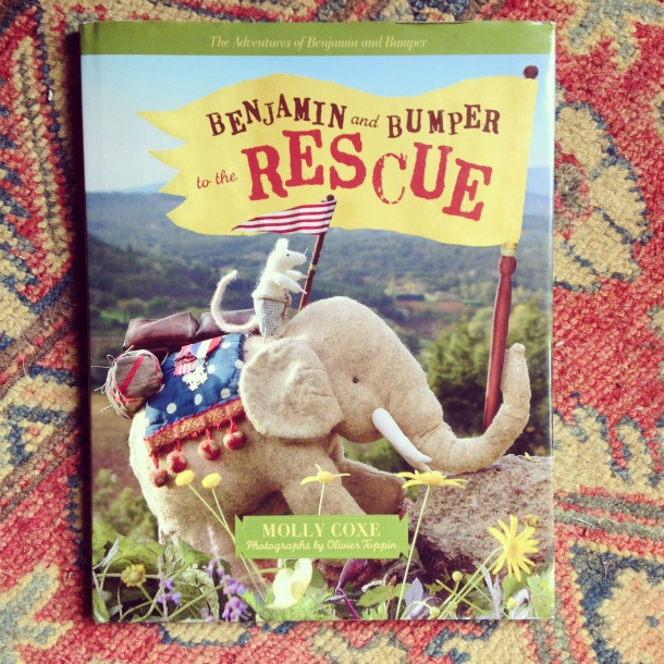 Benjamin and Bumper to the Rescue, by Molly Coxe- from www.ameliesbookshelf.com