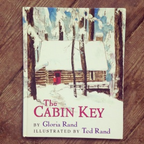 The Cabin Key, by Gloria Rand