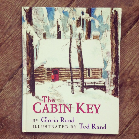 The Cabin Key, by Gloria Rand- from www.ameliesbookshelf.com