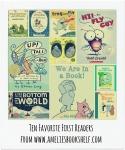 TEN favorite first readers