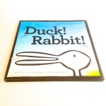 Duck! Rabbit! by Amy Krouse Rosenthal & Tom Lichtenheld- from www.ameliesbookshelf.com