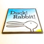 Duck! Rabbit! by Amy Krouse Rosenthal & Tom Lichtenheld- from www.ameliesbookshelf.com