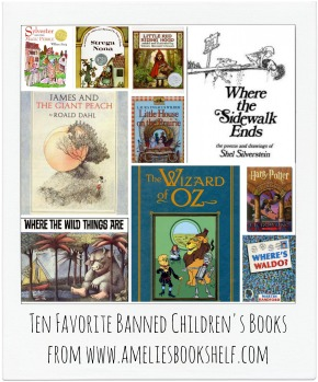 10 Favorite Banned Children's Books