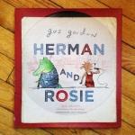 Herman and Rosie, by Gus Gordon- from www.ameliesbookshelf.com