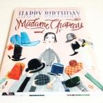 Happy Birthday Madame Chapeau, by Andrea Beaty and David Roberts- from www.ameliesbookshelf.com