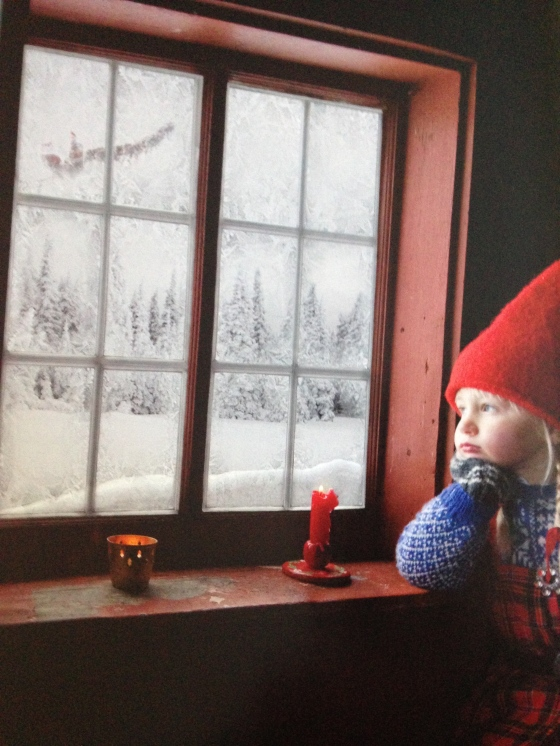 The Christmas Wish, amazing Swedish photographic Christmas story. www.ameliesbookshelf.com