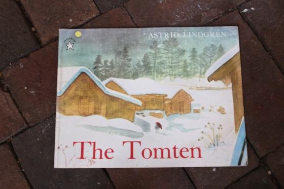 The Tomten, by Astrid Lindgren- from www.ameliesbookshelf.com