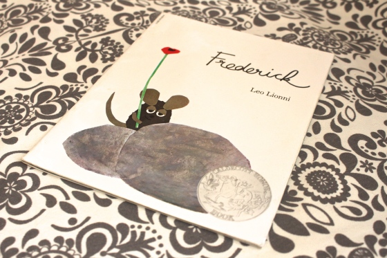 Frederick, by Leo Lionni | from www.ameliesbookshelf.com