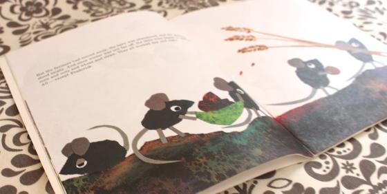 Frederick, by Leo Lionni |Amelie's Bookshelf
