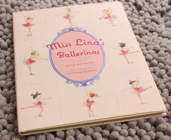 Miss Lina's Ballerinas | www.ameliesbookshelf.com