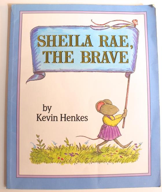 Sheila Rae, the Brave by Kevin Henkes | www.ameliesbookshelf.com