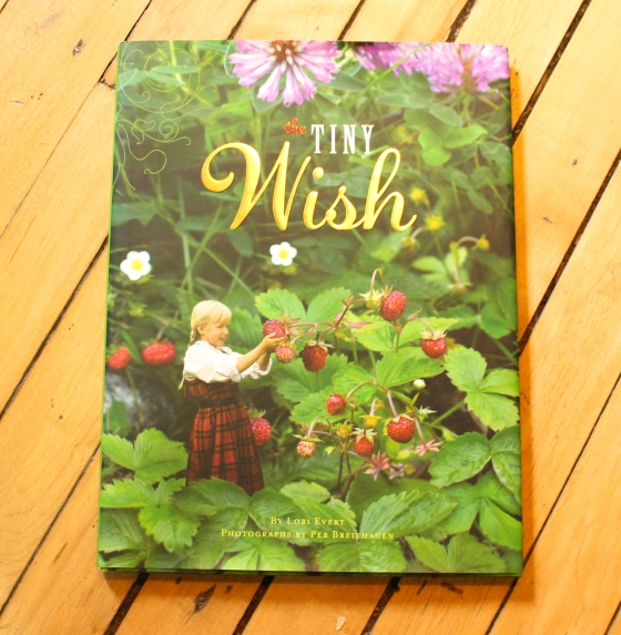 The Tiny Wish, by Lori Evert and Per Breiehagen | www.ameliesbookshelf.com