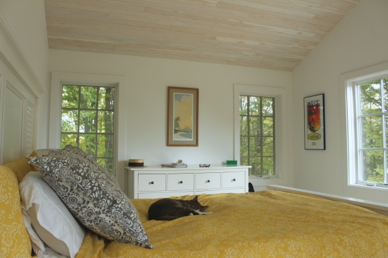After- master bedroom