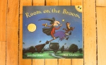 Room on the Broom by Julia Donaldson | Our favorite Halloween book! www.ameliesbookshelf.com